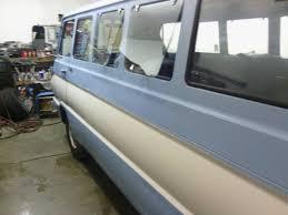 1968 Spokane Wa Side Van