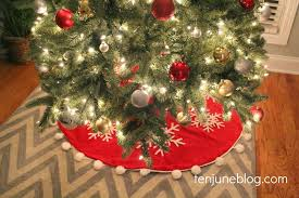 Hobby Lobby Pre Lit Xmas Trees by Ten June Red Silver Gold Christmas Tree