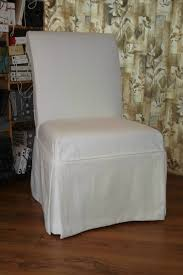 Shabby Chic Dining Room Chair Covers by Home Marge U0027s Custom Slipcovers