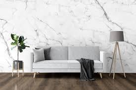 tapete marmor weiss unik nordic