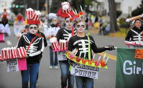 Emmaus Halloween Parade Route by Top Lehigh Valley Events Halloween Parades Lehigh Valley Wine