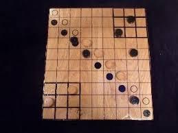 Les Jeux Du Monde Le Des Wooden Board GamesVintage GamesDiy