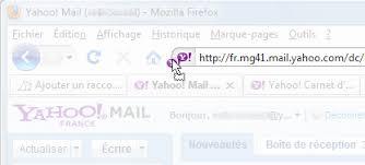 raccourci sur bureau ajouter un raccourci yahoo mail sur le bureau de windows