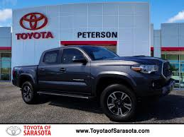 New 2018 Toyota Tacoma TRD Sport | #JX161783 | Peterson Toyota Of ... Preowned 2017 Toyota Tacoma Trd Sport Crew Cab Pickup In Lexington 2wd San Truck Waukesha 23557a 2018 Charlotte Xr5351 Used With Lift Kit 4 Door New 2019 4wd Boston Gloucester Grande Prairie Alberta Sport 35l V6 4x4 Double Certified 2016 Escondido