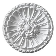 Small Two Piece Ceiling Medallions by Decorating Appealing Ceiling Medallions For Elegant Ceiling