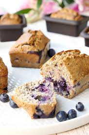 gesunder kuchen mit heidelbeeren und chiasamen