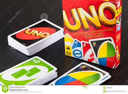 Uno Decks by Uno Game Cards Editorial Image Image Of Game Black 50083980