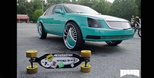 Cadillac DTS S601 Shokka Gallery MHT Wheels Inc