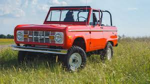 A 'new' 1960s Ford Bronco Could Be Yours — For $200,000 Bronco Truck Hot Trending Now Ford Promises To Debut New Suvs Pickups Sports Cars In 2019 Early Restoration Our Builds Classic Broncos Car Show September Trucks 67 Hotwheels This Is The Fourdoor You Didnt Know Existed Replacement Dash Lovely Center Console Pinterest Is Bring Back And Jobs Michigan Operation Fearless 1991 At Charlotte Auto You Can Have A Right Just Dont Expect It So Awesome I Need This What Will Do Put A Stainless 20 Will 325hp Turbocharged V6 Report Says Heres We Think Look Like