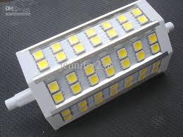 discount t3 j r7s 5w 10w 15w led light l bulu 85 265v ac 220v