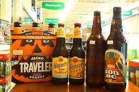 Jack O Traveler Pumpkin Shandy Abv by Shiner Bock Kelly U0027s Package Store