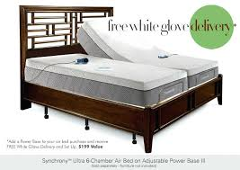 Power Base Bed Power Adjustable Mattress Base – Shinesquad