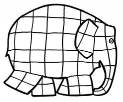 Full Size Of Coloring Pageelmer Page The Elephant With Regard To Really Encourage Large