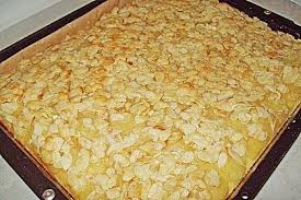 apfel mandel kuchen mit eierlikör chaclara