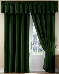 Teal Blackout Curtains Pencil Pleat by Thermal Velour Velvet Curtains Finished In Rose 46