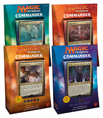 Mtg Evasive Maneuvers Deck List by 2013 Commander Decks Radnor Decoration