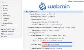 Cara Install Lamp Ubuntu 1404 by How To Install Webmin With Ssl On Ubuntu 14 04 Digitalocean