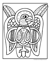 Joyous Celtic Designs Coloring Pages Irish