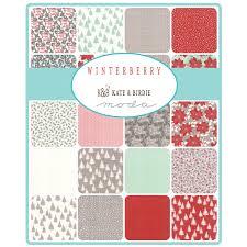 Winterberry Christmas Tree Farm by Moda Winterberry Fabric By Kate U0026 Birdie For Moda Fabrics Fabric