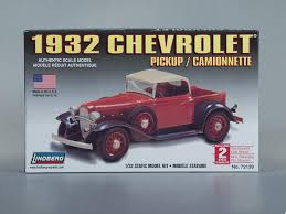 100 1932 Chevy Truck Amazoncom Lindberg 132 Scale Pickup Toys Games