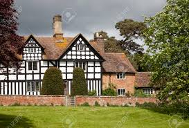 100 Houses In Preston Fine Tudor Black And White House On The Green At On