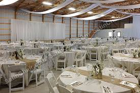 Wedding Rustic Burlap Linen Rental Suburbs St Charles Geneva