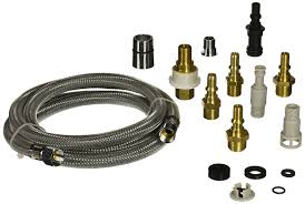 Sink Spray Hose Quick Connect by Danco 10339 Pullout Spray Hose 57 Inches Gray For Faucets With 1