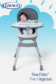The New Graco® Floor2Table™ 7-in-1 Highchair Provides Your ... Graco Souffle High Chair Pierce Snack N Stow Highchair Blossom 6 In 1 Convertible Sapphire 2table Goldie Walmartcom Highchair Tagged Graco Little Baby 4in1 Rndabout Amazoncom Duodiner Lx Tangerine Buy Baby Flyer 032018 312019 Weeklyadsus Baby High Chair Good Cdition Neath Port Talbot Gumtree Best Duodiner For Infants Gear Mymumschoice The New Floor2table 7in1 Provides Your