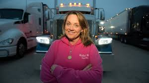 100 Female Truck Driver Women Truck Drivers Women Endure Sexism Long Days Away On