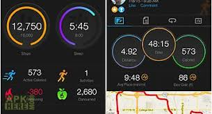 Garmin smartphone link for Android free at Apk Here store
