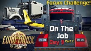 ETS 2 On The Job With J&B Trucking - Day 9 Part 2 (Forum Challenge ... Trucking Wallpapers Group 62 Ph Shipping Trucking Rate Hike Looms In Wake Of Higher Fuel Excise Truck Driving School Phoenix Az Thking Of Hauling Cars Pin Jr Schugel Forum Images To Pinterest Barrnunn Jobs Truckersreport Cdl July 2017 Trip Nebraska Updated 3152018 Scania Dash Coffee Maker The Truckers Any Info On Pgt Flat Bedder Company Page 1 5 Things You Will Find That Affect Your Work