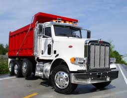 100 Tri Axle Heavy Haul Trucks For Sale Peterbilt Dump