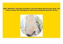 big sale alpenfell schaffell lammfell wei merinoschaf gro