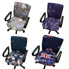 Senarai Harga Ryt Siamese Office Chair Cover Swivel Chair ... Leather Office Chair Cover Beandsonsco View Photos Of Executive Office Chair Slipcovers Showing 15 Melaluxe Cover Universal Stretch Desk Computer Size L Saan Bibili Help Gloves Shihualinetm Cloth Pads Removable Gallery 12 20 Size Washable Arm Slipcover Rotating Lift Covers Chairs Without Arms Ikea Ding Room Slipcover Eleoption Seat High Back Large For Swivel Boss Lms C Best With Lumbar Support Small