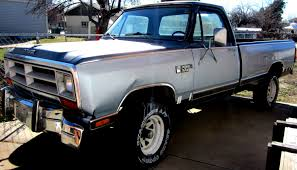 1986 Dodge Pickup - Information And Photos - MOMENTcar