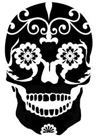 Skeleton Pumpkin Carving Patterns Free by Skull Drawing Template