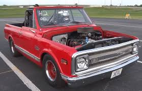 100 K5 Truck You Dont See This Everyday 700HP Hand Controlled Chevy Blazer
