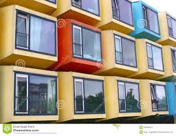 100 Containers As Houses Shipping Container Apartment Building Students
