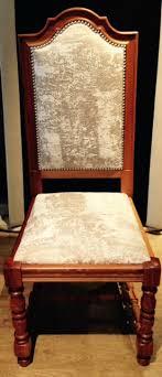 chaises louis xiii chaises louis xiii relookées tendance chic tapissier créateur