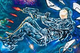 Deep Ellum Dallas Murals by Painting Bill Chance