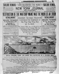 Pictures Of The Uss Maine Sinking by Laparanoia The Hearst Conspiracy