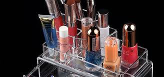The Best Clear Acrylic Makeup Organizer For Bathroom Countertop