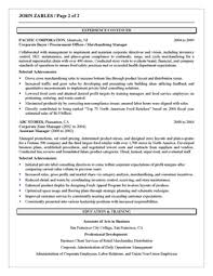 Core Competency In Resumes April Onthemarch Co