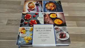 le grand livre de cuisine my créa juillet 2014