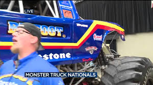 Monster Truck Nationals Return To Madison - YouTube Madison Monster Truck Nationals Hlights 2017 Youtube 2018 The Battle For Supremacy All About Horse Power Energy Stock Photos Springfield Il Pin By Joseph Opahle On Bigfoot The 1st Monster Truck Pinterest Nitro Lubricants Thrill Show Discover Wisconsin Chiil Mama Flash Giveaway Win 4 Tickets To Jam At Allstate Near Me Gravedigger Bangor Maine Youtube Wi