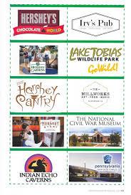 2016 Hershey Harrisburg Travel Guide Coupons