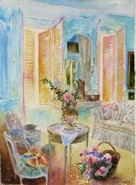 interieur sud 17 17 best michel charrier aquarelles images on