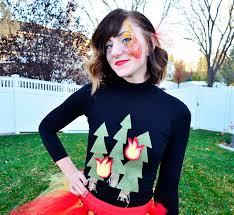 Fire Themed Family Halloween Costume 2016 | Lauryn Ashli