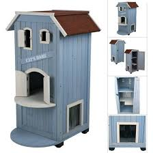 maison exterieur pour chat paodom net