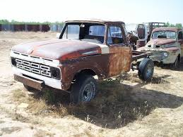 1961 Ford F100 Pickup 4X4 - Classic Ford F-100 1961 For Sale